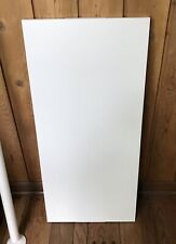 Ikea Stolmen Large Shelf 43 1�4 ×19 5/8 White Preowned