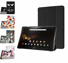 TabletHutbox Slim Smart Shell Case for Acer Iconia One 10 Models