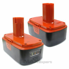 2 x 19.2V 3000mAh 3.0AH Li-Ion Battery for Craftsman C3 Cordless Tool NEW