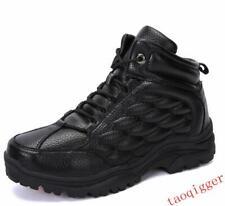 American Work Outdoor Tactical Men's Black Boots High Top Athletic Sneakers 2019