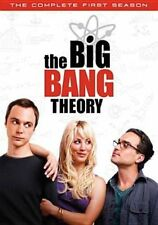 Big Bang Theory Complete First Season 0883929024292 With Johnny Galecki DVD