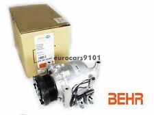 Mercedes-Benz SL500 Behr Hella Service A/C Compressor 351129081 0002304411