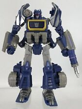 Transformers Generations FOC Cybertronian Soundwave Complete Fall Deluxe Class