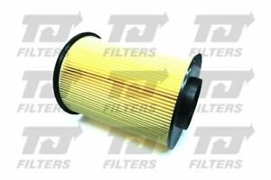 TJ Filters Car Vehicle Replacement Round Air Filter - QFA0484