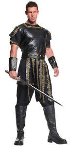 Roman Warrior Adult Costume Medieval King Royalty Underwraps 29318 XXL Halloween