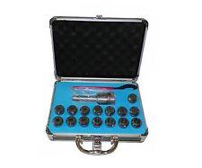 Mt2 Er25 Collet Chuck Tool Hold Set 15 Pcs 2mt Er 25 Tool Holder Prime Quality