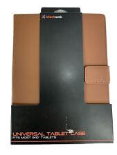 "Blackweb Universal Tablet Case for 9-10"" Tablets - Brown"