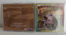 CD Album TRIBAL DUB EXPERIENCE Free yamba dub  ( CDR )