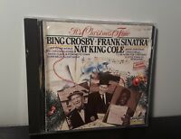 Frank Sinatra, Bing Crosby,  And Nat King Cole – It's Christmas Time (CD, 1989)
