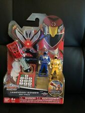 Power Rangers RPM Key Pack 2014  (Red Blue & Yellow)
