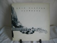 "Slowhand by Eric Clapton, Vinyl LP, RSO Records, VG+ 12"" 33RPM"