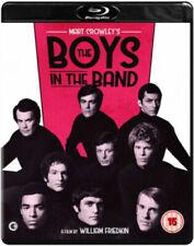 Boys in The Band Blu Ray DVD Region 2
