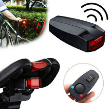Security Anti-theft Bicycle Cycling Vibration Alarm Alerter Warner Waterproof