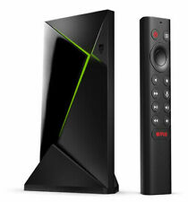 *** NVIDIA SHIELD TV PRO 4K HDR STREAMING MEDIA PLAYER - BLACK *** BNIB ***
