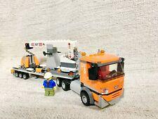 Lego Town City Donut Shop Construction Crane Mint 60233/60097/60200/60026/8404
