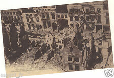 Belgique - TERMONDE  bombardé par les allemands en 1914 ( i 1164)