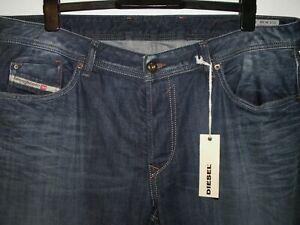Diesel waykee regular-straight fit jeans wash 0806U W38 L34 (a5744) sale £65.00
