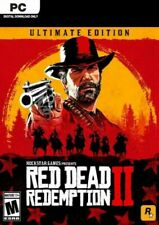 RED DEAD REDEMPTION 2 STEAM PC 100+ POSITIVE FEEDBACK!