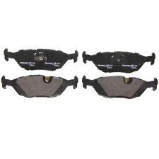 Disc Brake Pad Set-Convertible Rear Perfect Stop PS279M