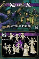 Malifaux Neverborn Master of Puppets WYR20409 NIB