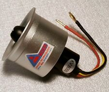 EDF 40mm KV8000 8 Blade Inrunner Motor for Electric RC Jets