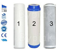 Brand New Set of Tap Drinking Water Filter System Replacement 10""