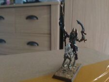 Well Painted Undead Liche Priest on Skeleton Horse Warhammer Tomb Kings Army