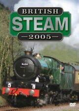 British Steam 2005 (New DVD ) Locomotives Railway Locos Trains Engines
