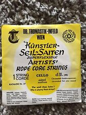 Thomastik Superflexible Cello D String