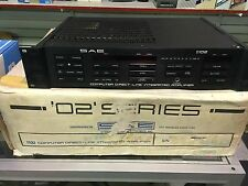 BRAND NEW IN BOX SAE  I102 COMPUTER DIRECT  LINE INTEGRATED  AMPLIFIER VINTAGE!