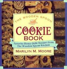 The Wooden Spoon Cookie Book: Favorite Home-Style Recipes from the-ExLibrary