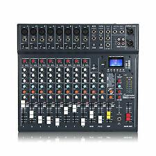 Studiomaster Xs12 12 Channel PA Mixer Bluetooth Audio & USB