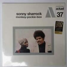 SONNY SHARROCK Monkey-Pockie-Boo BYG ACTUAL LP New SEALED