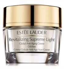 Estee Lauder Revitalizing Supreme Light Anti Aging Creme Oil Free 1.7 oz NIB