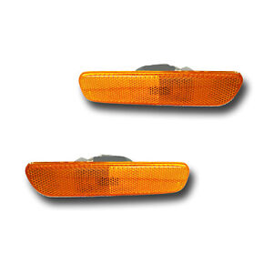 Fits 99-03 Lexus RX300 Left + Right Front Side Marker Light Lamp Assembly 1 Pair