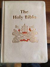 Catholic Family Holy Bible 1958 Hawthorn Books