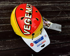 KIDDIMOTO VEGEMITE Limited Edition Adjustable Helmet (Only 300 made!)