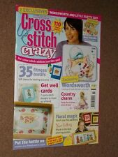 October Cross Stitch Crazy Craft Magazines