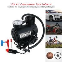 Mini kompressor 12V 300PSI KFZ Auto LKW Luftkompressor Druckluft Luftpumpe Pumpe