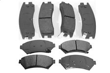 00-2005 CHEVY IMPALA BOTH LEFT & RIGHT FRONT & REAR BRAKE PADS #MD698 / MD699