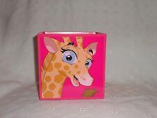 "Garanimals Plastic Stacking Counting Color ABC Blocks 5"" Developmental Baby Toy"