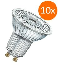OSRAM LED Star par16 35 36 ° gu10 emisor de vidrio blanco cálido 2700k como 35w