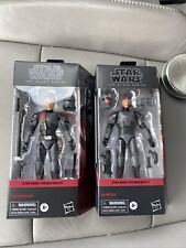 Stat Wars Black Series Bad Batch Crosshair & Hunter