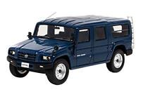CARNEL 1/43 Toyota Mega Cruiser 1996 Dark Blue CN439603 w/ Tracking NEW