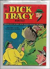 Dick Tracy Monthly #19 1949 Very Good 4.0 3903