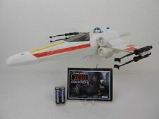 """Vintage Star Wars ANH 1978  X-Wing Fighter """"Nice"""" Fully Functional - Kenner"""