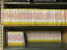 TEX nuova ristampa serie quasi completa da 1 a 427 mancano 240 e 374