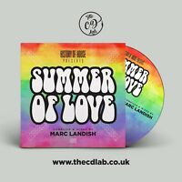 History of House - Summer of Love (Mixed by Marc Landish)