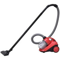 Home 1200W Bagless Cord Rewind Canister w/Washable Filter Vacuum Cleaner US