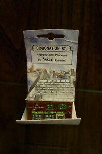 Wade Potteries Coronation St 'The Rovers Return' Miniature Ornament